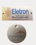 Etiquetas De Alumínio