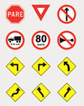 Placas De Transito